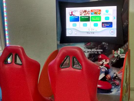 Mario Race