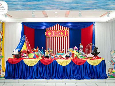 Circo (com letreiro)